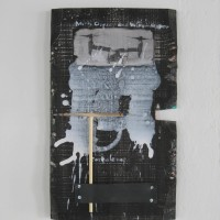 黒と白で沖縄の現実を描く画家-真喜志勉個展にふれつつ、とりとめもなく