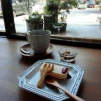 「キッチン  ワーク  ペコリーノ」〜四天王会館に隣接する女性に人気のカフェ🎵