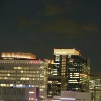 GINZA SIX屋上から見た夜景2