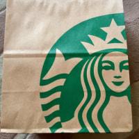 STARBUCKSで♪お買い物(^_−)−☆