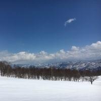 3月のふんふわ〜powder snow in March
