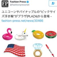 🐥可愛い浮き輪色々