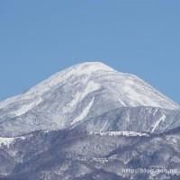 昼の八ヶ岳
