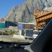 2016秋の欧州ドライブ  シンプロン トンネル