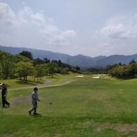藤原ゴルフクラブ(会社のコンペ)