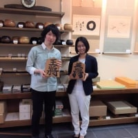 北日本放送(KNB)の取材を受けました。