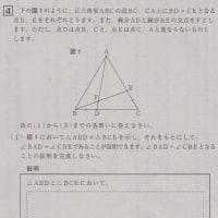 全国学力テスト数学B問4