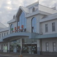 米沢駅&長井駅 米屋のおにぎり