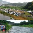 7/2(日)神奈川県中津川「D社・鮎釣り大会」...中々「難しい釣り」でした