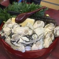 牡蠣御料理 かき末