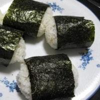 ねぎ味噌おにぎり(2010/03/31)