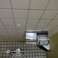 ある駅のトイレ