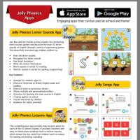ジョリーフォニックス関連アプリ