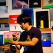 青山健一展「ペタペタ」とThe Space Baa@EARTH+GALLERY