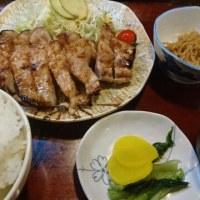 暖「特製生姜焼き定食」(群馬県草津町)
