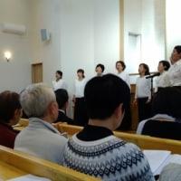 東京バプテスト神学校教会音楽科「卒業演奏会」