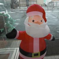クリスマスグッズ入荷!!