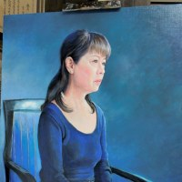 記念日の贈り物には世界で一枚だけの肖像画「吉田肖像美術」