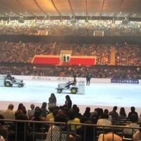 歌舞伎とスケートとの競演『氷艶』