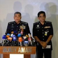 マレーシア警察、空港施設で「放射性」物質捜索へ
