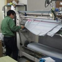 カーテン縫製工場見学会に行ってきました!