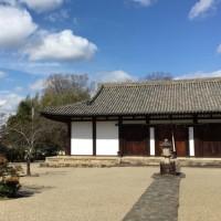 【奈良】新薬師寺
