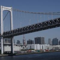にっぽん丸GW日本一周クルーズ 東京港へ