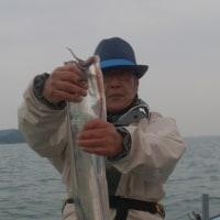 太刀魚SIZEはGood!!