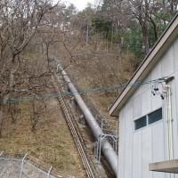 日本最古の水力発電所(宮城第一発電所)見学