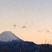 カッコいい富士山♪