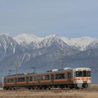 3月4日撮影 朝の飯田線から その5