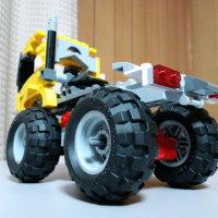 #31022の組替え(その1)…2軸トラクタ