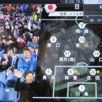 日本、タイに快勝