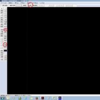 jw_CAD  図面を開いてもなにも無い(真っ黒な画面)場合の対策 画像追加再投稿