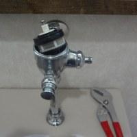トイレシリンダー修理