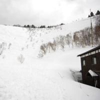 2017年3月26日 北八甲田 大岳のようす