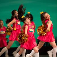 チアダンス THE17TH ピンクチャイルド発表会 PINKCHILD DANCE FESTIVAL 第一部