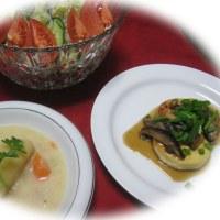 サバラン・・・豆腐ステーキ。