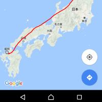 福岡→仙台→新千歳→福岡