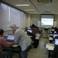 ゆうゆうシニア講座「はじめてのブログ」