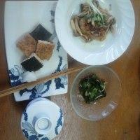 萩の会の料理教室でした。