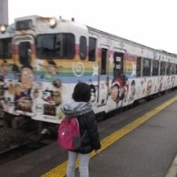 写真館を「No.764 忍者ハットリくん列車(キハ40)」に更新しました!