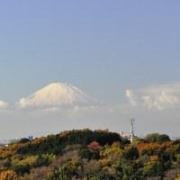 今朝の富士山 2016.12.3.(土)