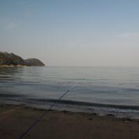 瀬戸の華 ビーチで投げ釣り 2014.04.09.「141」