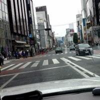 新大久保から歌舞伎町、原宿、北青山、虎ノ門、銀座へ
