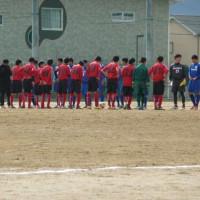 練習試合vs洛南高校