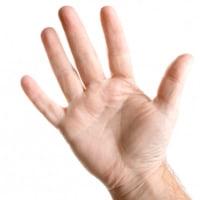 ○ Straight 3rd Finger / 【朗報】 小指を曲げた状態で薬指を伸ばせる人、突然変異の特別な才能だった