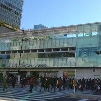新宿バスタ見学