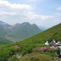 「九重の山旅」