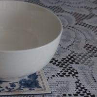 セリアの豆皿(='x'=)